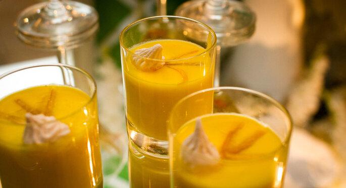 Creme de limão siciliano. Foto: D.A. Gastronomia