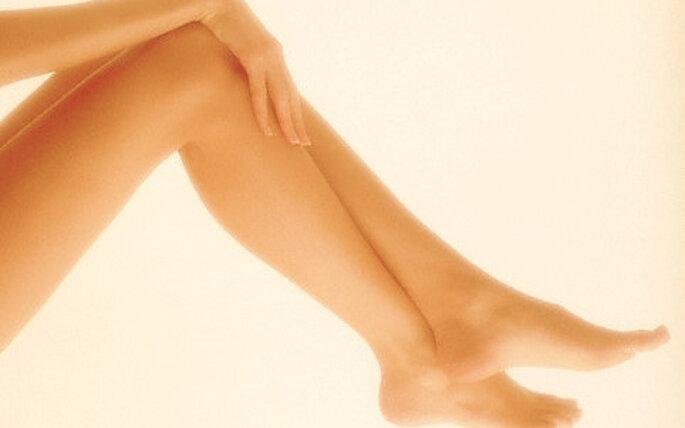 El cuidado de las piernas y los pies es parte de una buena salud