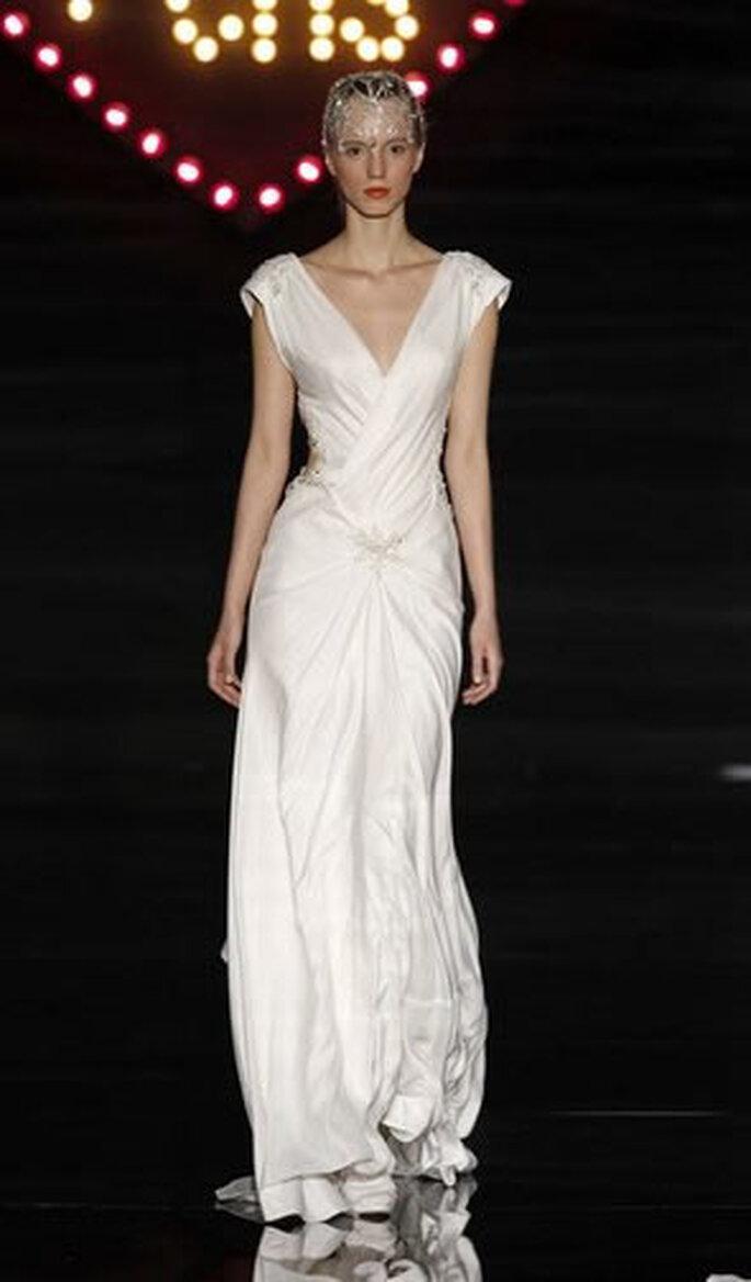 Diseño de novia de Yolan Cris 2011