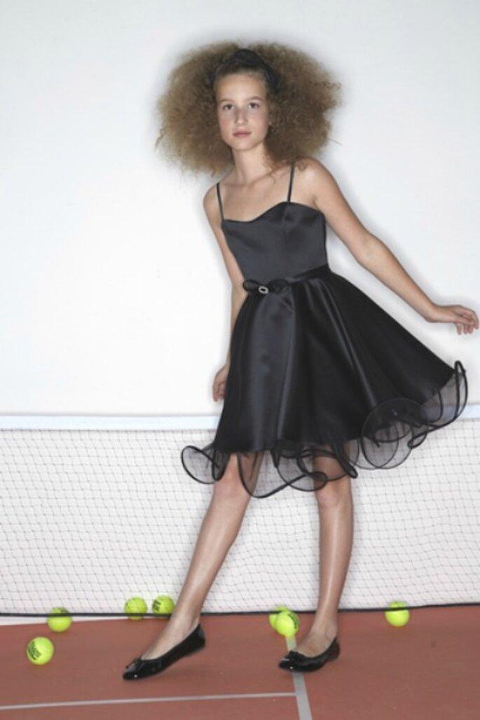 Collection Enfant Suzanne Ermann, modèle Karinette - Photo : Suzanne Ermann