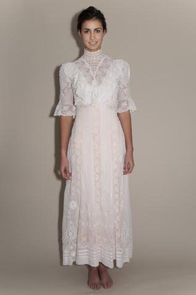 Les robes de mariée Au Fil d'Elise se doivent de refléter la personnalité des fiancées