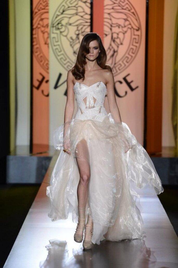 Sexy Brautkleider von Versace – Foto: Versace