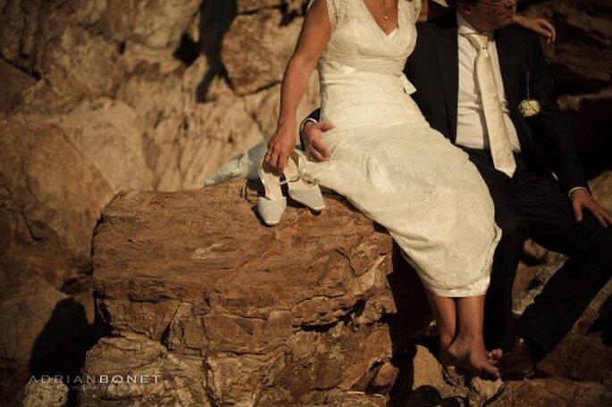 Aux mariés de gérer l'organisation de leur mariage ! - Photo : Adrian Bonet