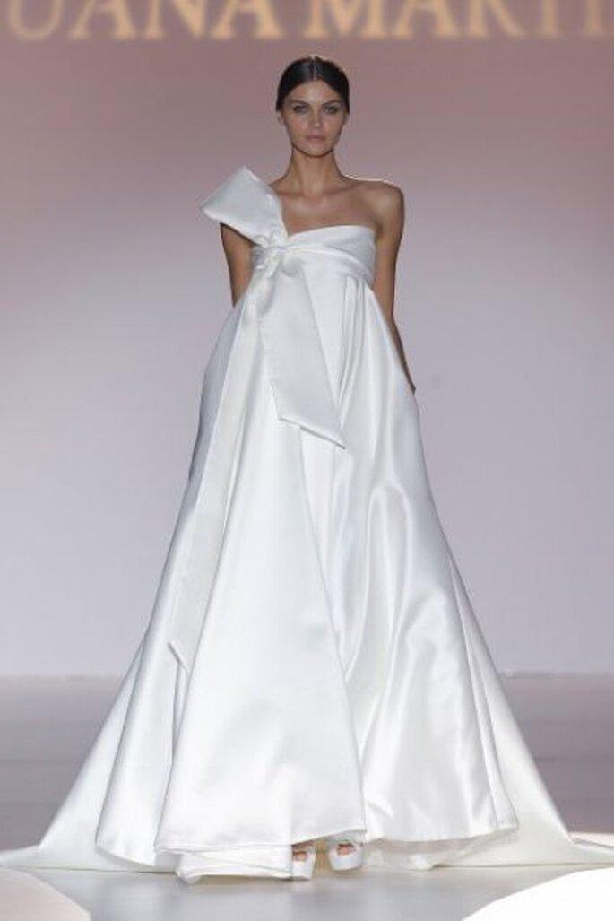 Vestido de novia de Juana Martín 2015