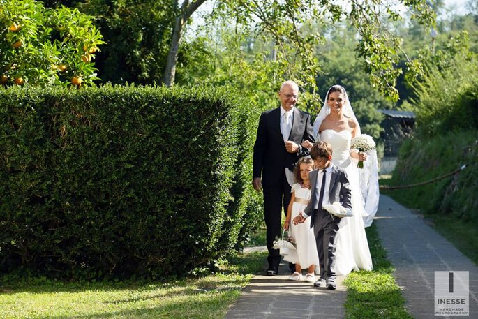 Inesse Wedding Photography - Reportage