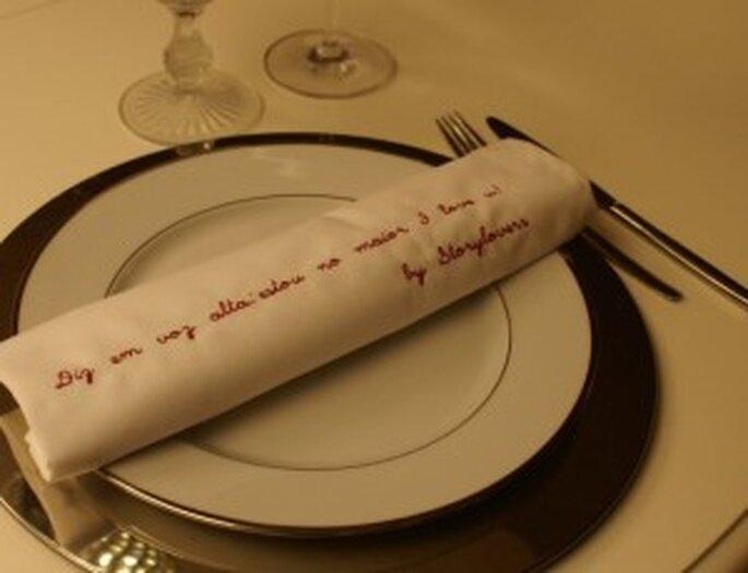 Faites passer un message à vos invités les plus chers