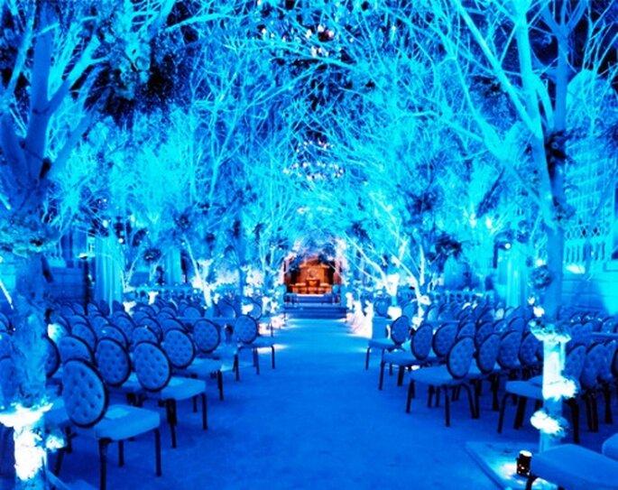 Allestimenti matrimonio in inverno