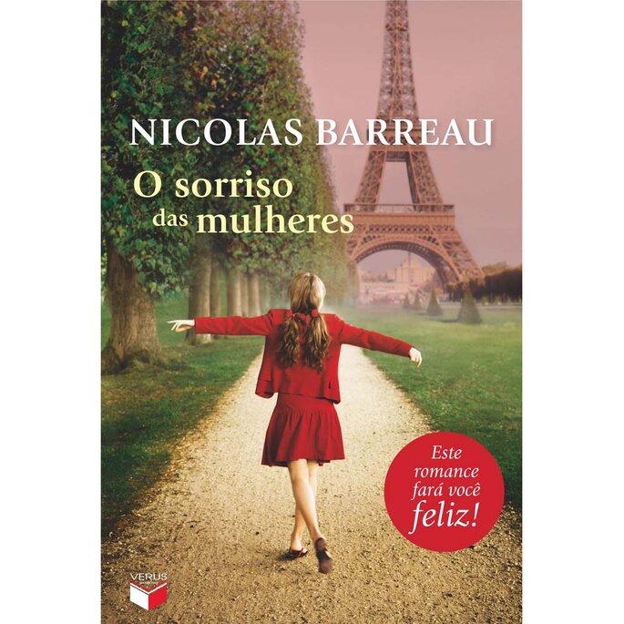 O Sorriso das Mulheres - Nicolas Barreau