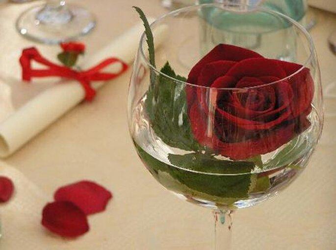 Un classico intramontabile e facile da preparare con le rose rosse. Foto: pourfemme.it