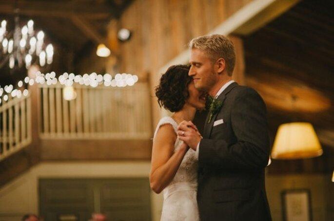 Canciones con una letra especial para el primer baile de bodas - Foto Alexandra Roberts