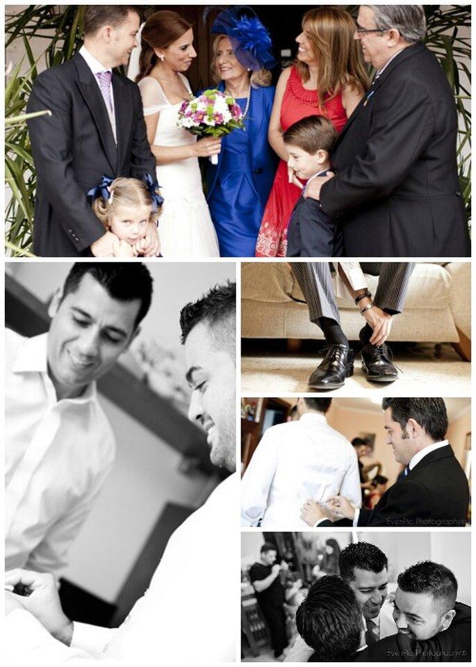 Una boda llena de momentos mágicos. Foto: EvenPic