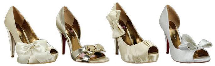 Sapatos de Noiva paris Hilton - modelos Regal, Belina, Destiny and Señorita