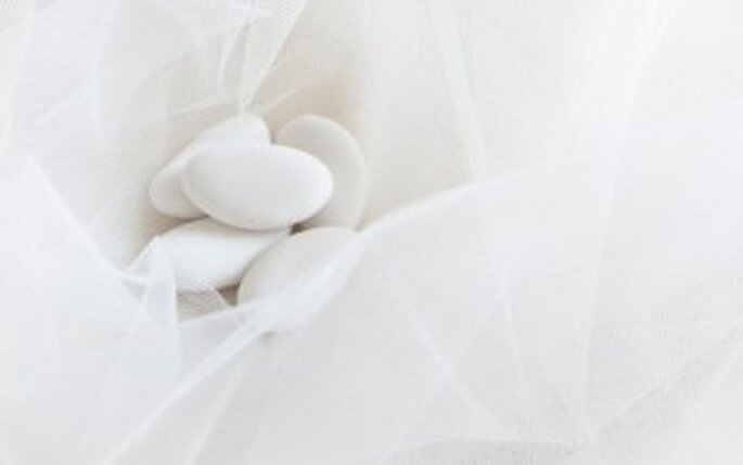 Sugared Almonds - Wedding Favour