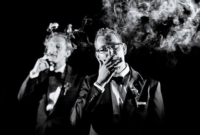 Die Zigarre danach ... - Foto: jonpride.com