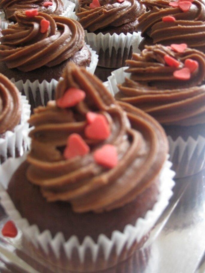 MerryCupcakes de Chocolate