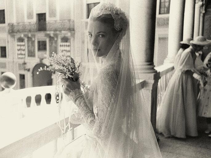 Grace Kelly – Foto People ©HOWELL CONANT/BOB ADELMAN BOOKS, INC.