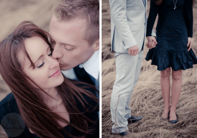 Toma en cuenta todos los porcentajes que debes utilizar para el presupuesto de tu boda - Foto Nadia Meli