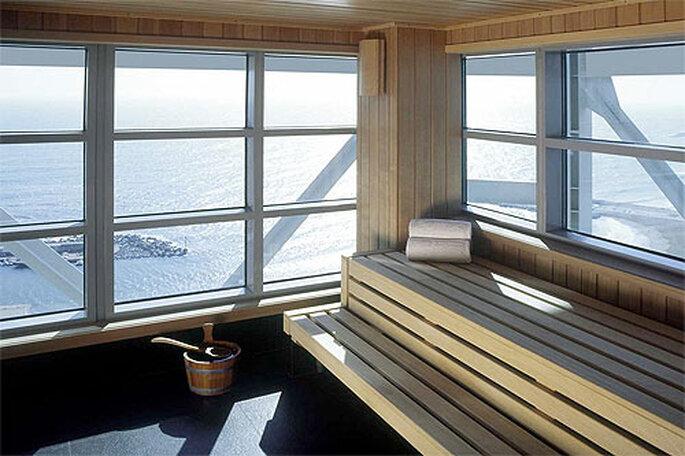 El spa del Hotel Arts es el único spa urbano creado por la célebre compañía Six Senses. Foto: Hotel Arts