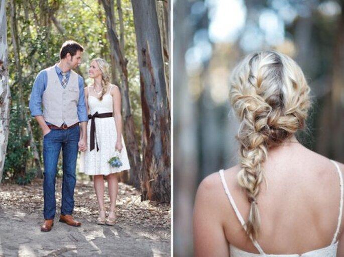 Detalles para una boda sencilla - Green Wedding Shoes