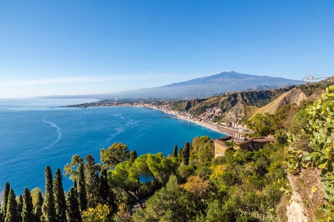 Catania - Foto via Shutterstock