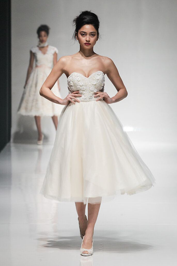 Lark Bridal à la White Gallery 2014