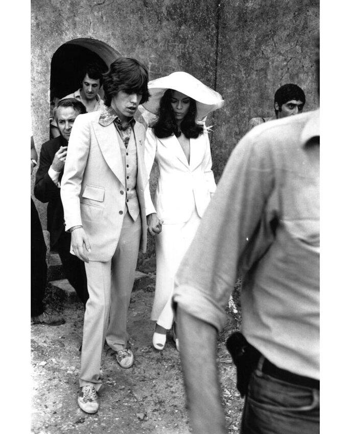 Photo : Bianca Jagger