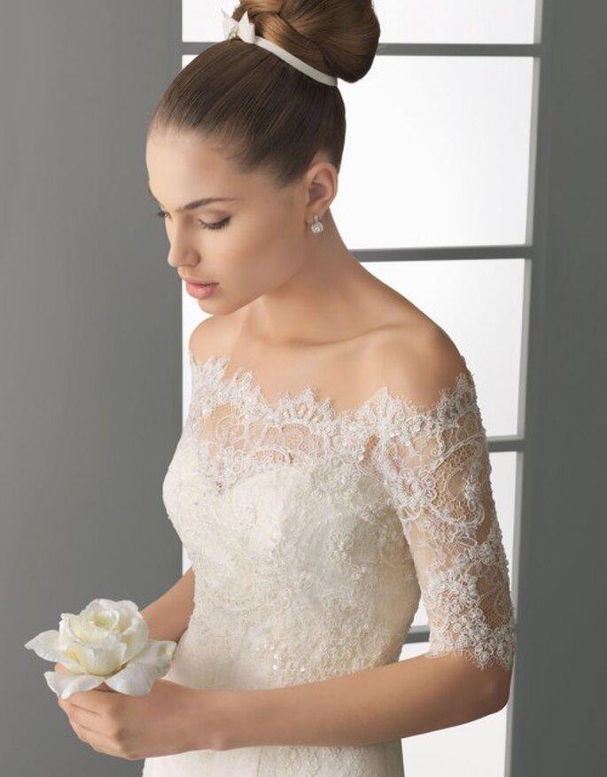 Vestido de novia Aire Barcelona