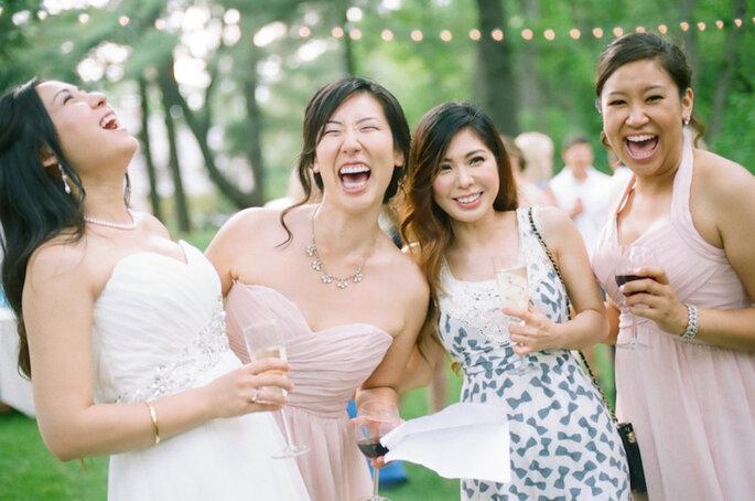 12 tipos de invitados que encontrarás en todas las bodas - Emily Steffen
