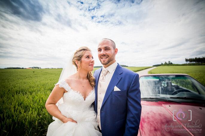 Andy & Claudia Hochzeitsfotos & Film