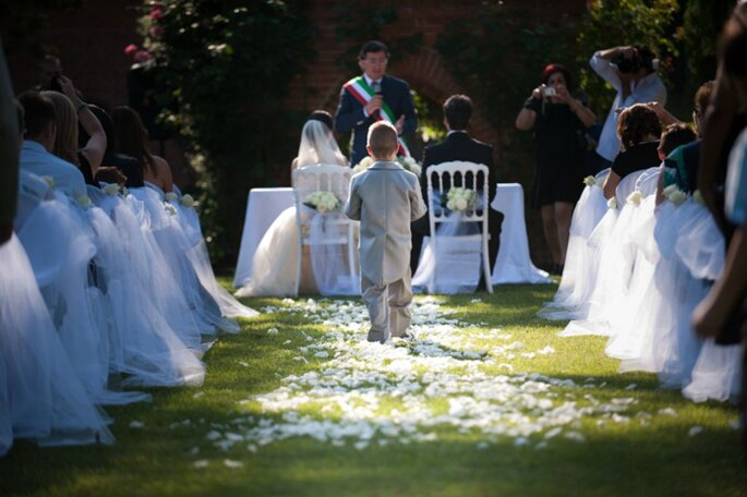 The White Rose Wedding