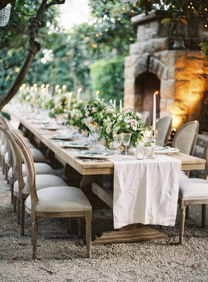 Una boda campestre - Kurt Boomer Photography
