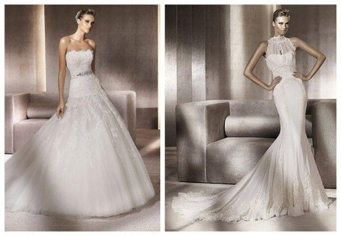 suknie slubne z kolekcji 2012