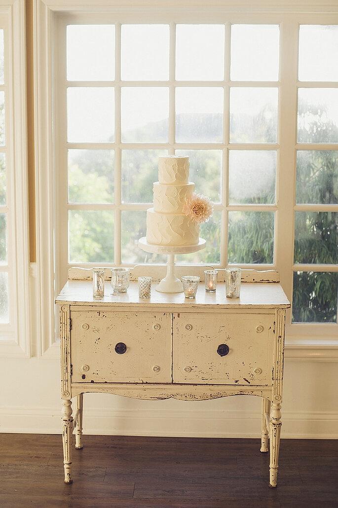 Muebles estilo vintage. Foto: Closer to Love Photographs