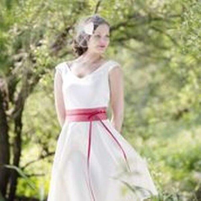 Modell Mila - kurzes Brautkleid von Noni