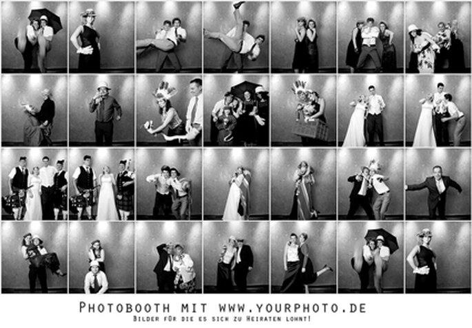 Drei, zwei, eins - Lächeln!! Foto: www.yourphoto.de