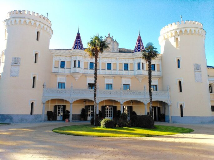 Castillo de Viñuelas