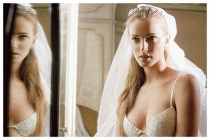 Nueva colección de lenceria para novias La Perla