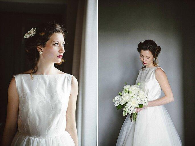 Sposa Fifties - Foto Valentina Riboli