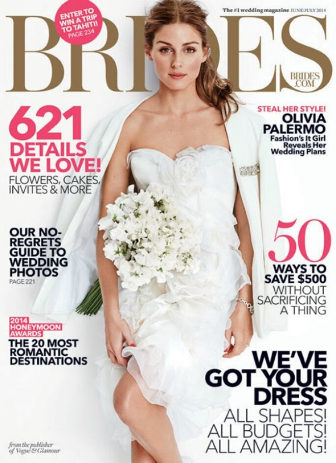 Foto: Matt Jones/Trish South para 'BRIDES'