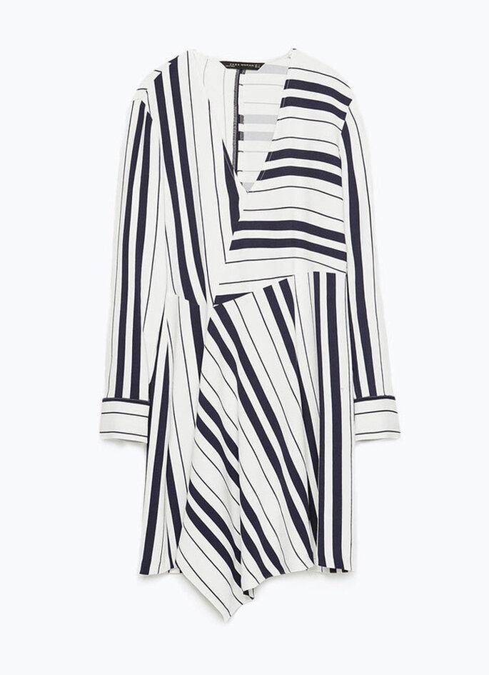 Blanc et noir - Zara