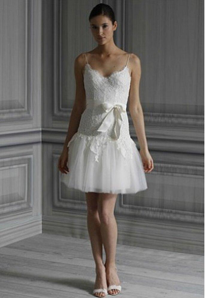 les robes de mari e monique lhuillier 2012 une