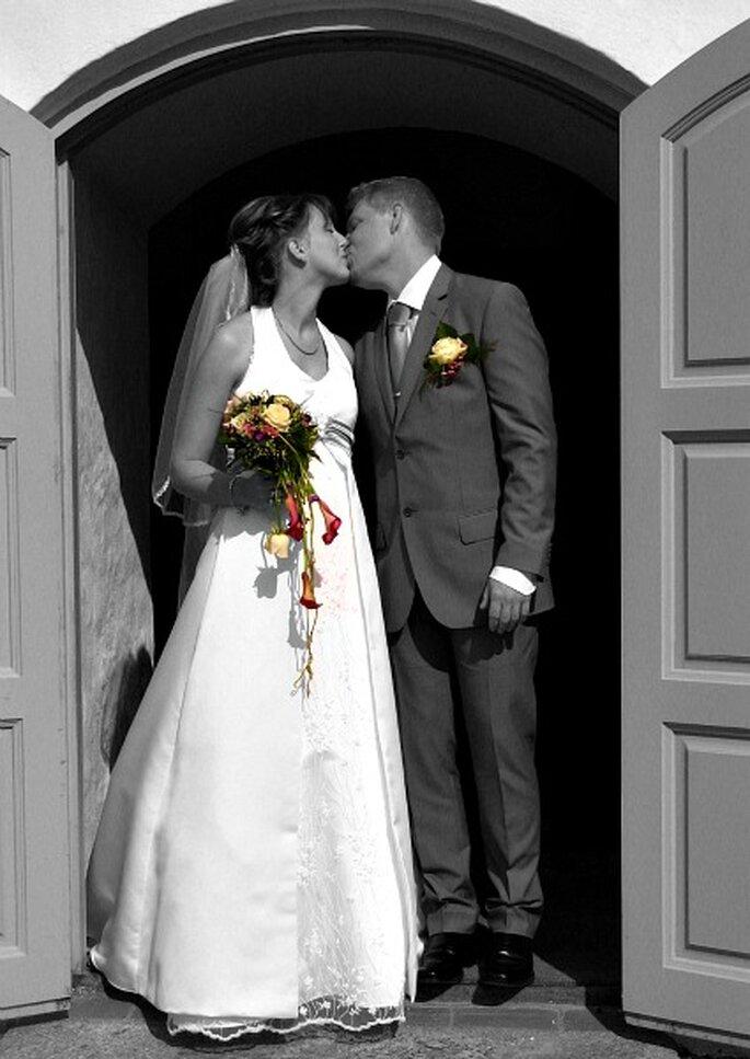 Mariage à l'église : un moment émouvant et inoubliable - Photo : Tamara Sepúlveda
