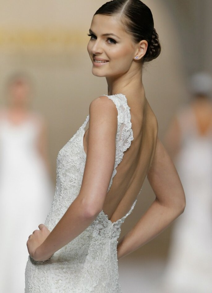 Photo: Barcelona Bridal Week