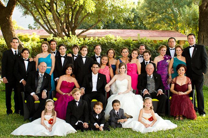 Fotografías de familia. Foto de Pepe Orellana