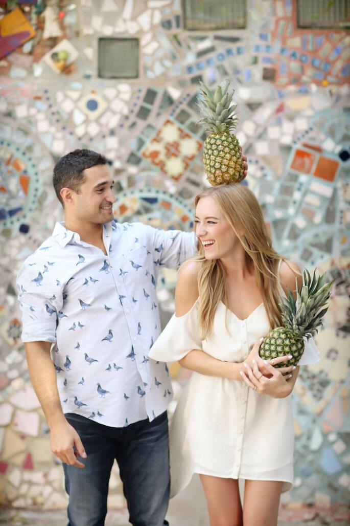 20 formas para mantenerte creativa durante la planeación de tu boda - Alison Conklin Photography