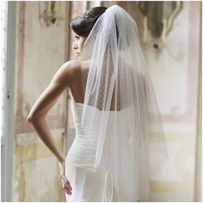 Voile de mariage Adèle