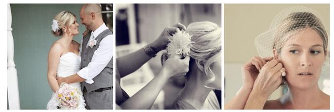 Accessori romantici per capelli