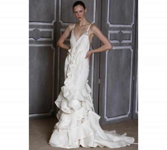 Vestido de novia Carolina Herrera para Aries