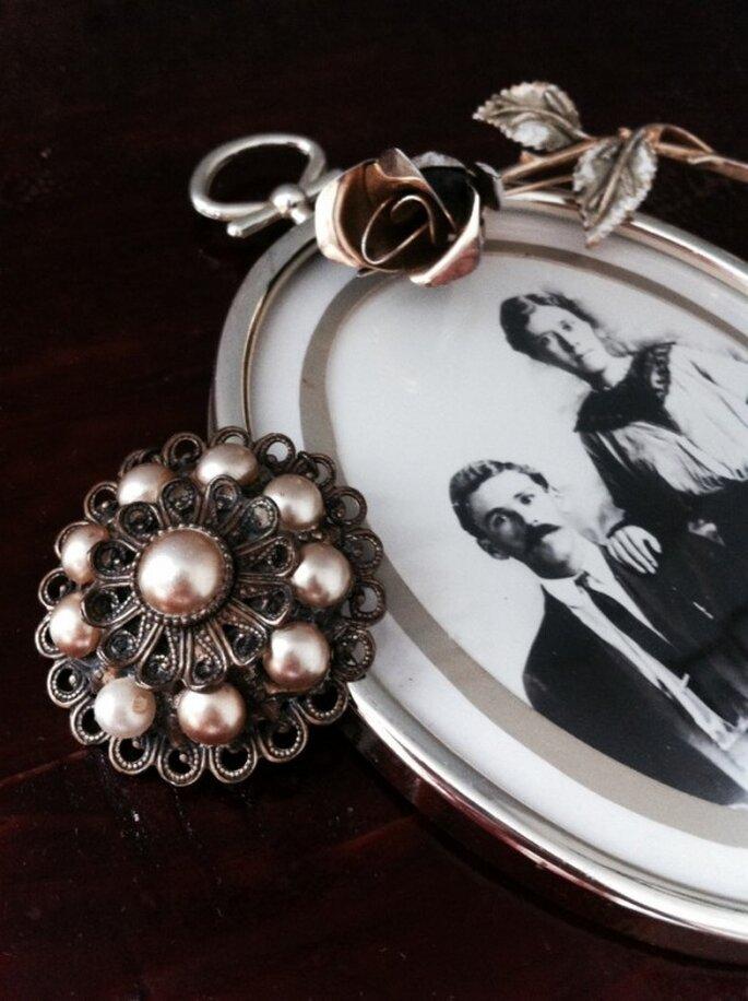 Las joyas de la abuela perfecta para tu boda