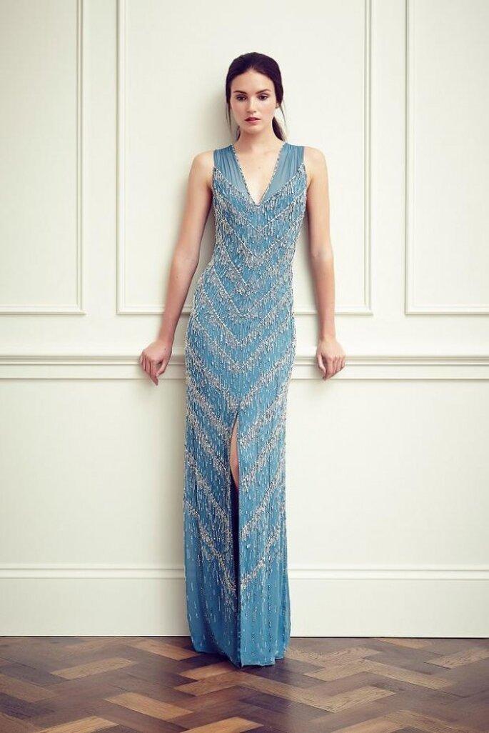 Vestidos de fiesta colección Resort 2015 - Foto Jenny Packham